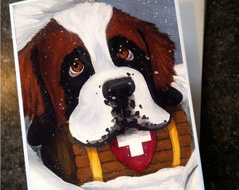 403b6bf072fa Saint Bernard dog