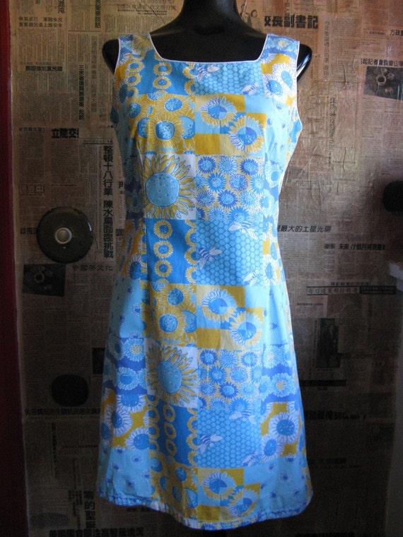 Lilly Pulitzer summer fun 60's shift dress