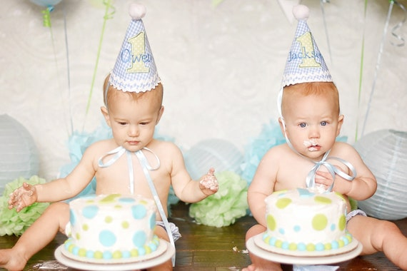 First Birthday Party Hat For Boys
