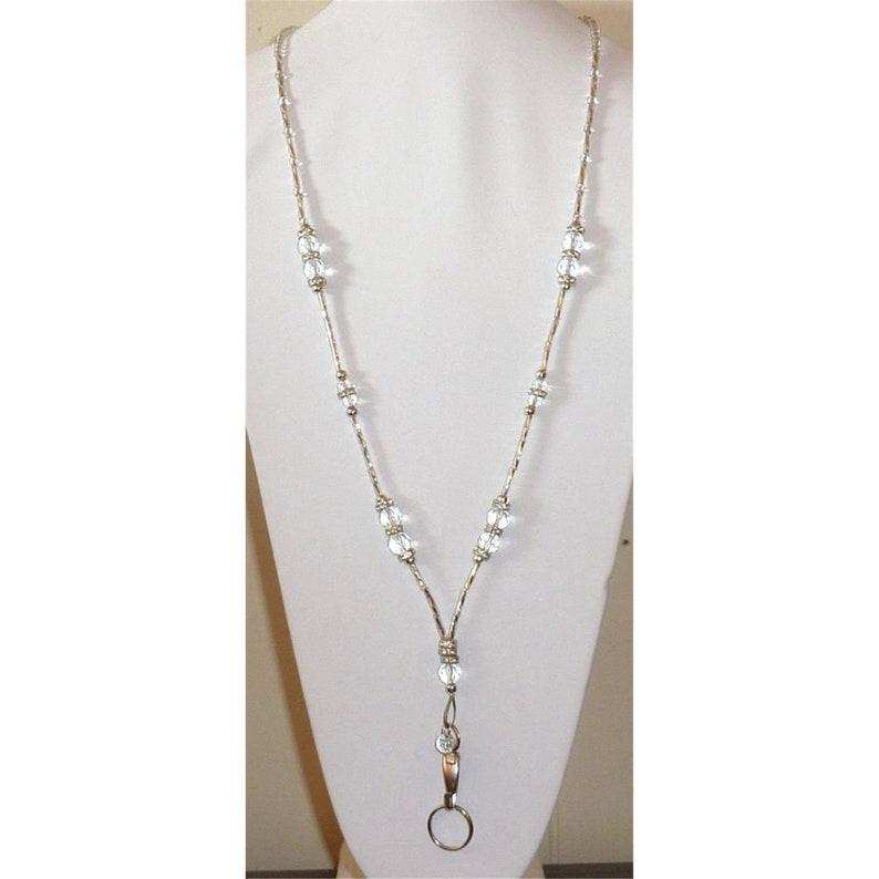 Crystal Women's Lanyard - Fashion Lanyard - Lanyard Necklace For Women -  34