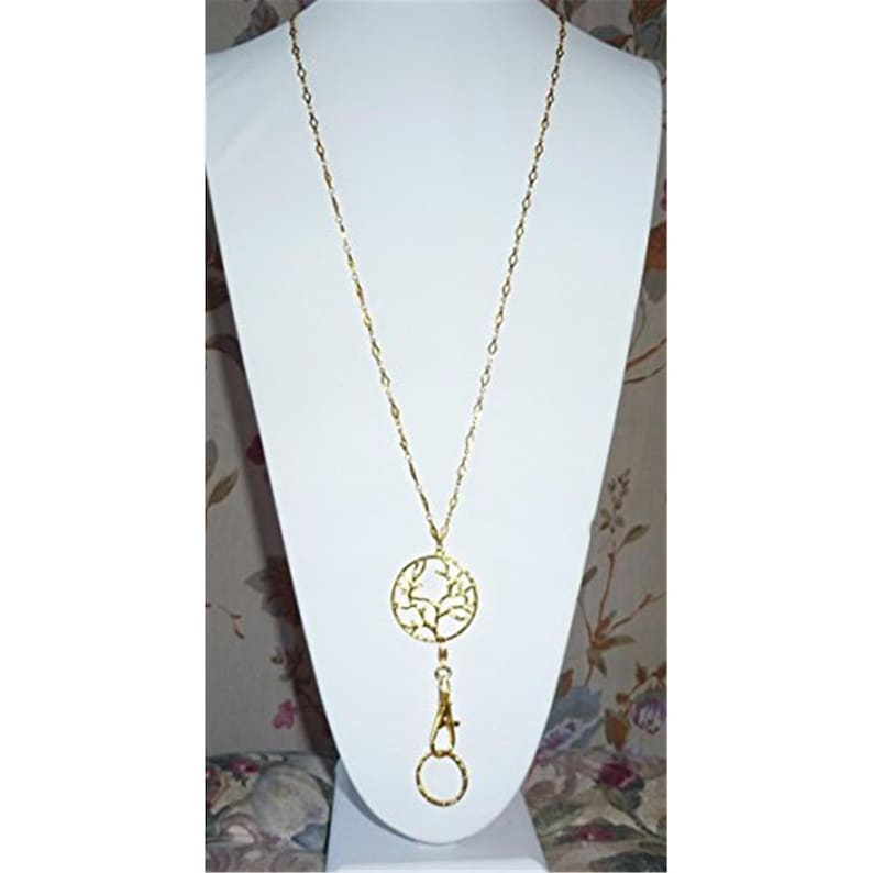 Trendy Women's Fashion Lanyard and Necklace - 34