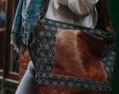 Navy Crossbody, Women's Laptop Bag, Stylish Laptop Bag, Stylish Diaper Bag, Leather Day Bag, Navy Overnight Bag, Travel Bag