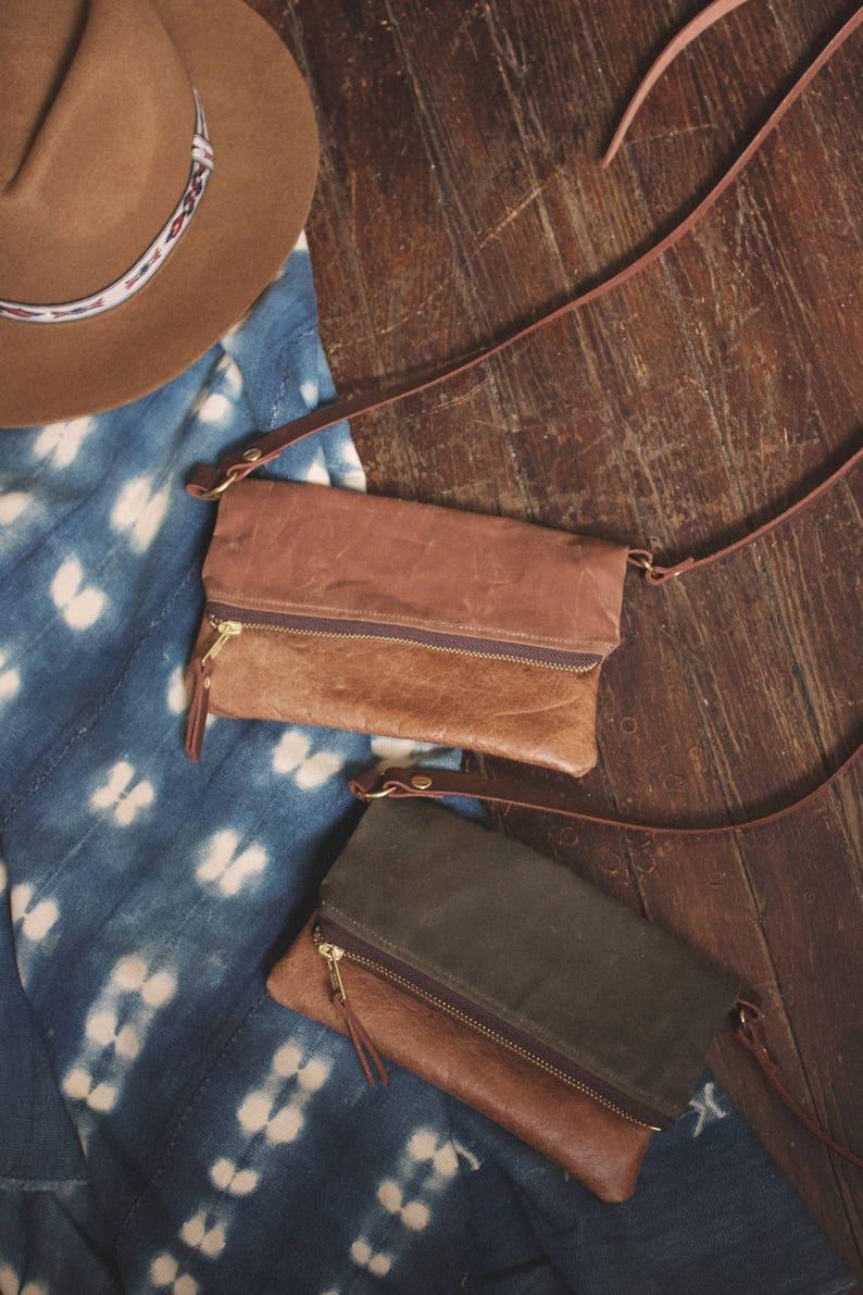67ca8562c2 Waxed Canvas Bag Small Purse Ethnic Purse Small Crossbody