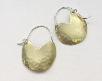 MINI Shield Earrings