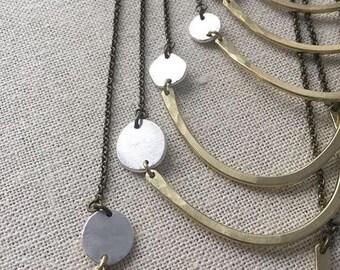 Stone's Throw necklace
