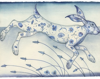 The Illustrated Hare