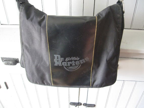 1995 Doc Dr Martins Air Wair Messenger Bag Vinyl I