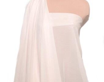 hi multi chiffon stof roze 1156 60 breed verkocht door de werf formele optocht bruidsmeisjes togas decor gordijnen
