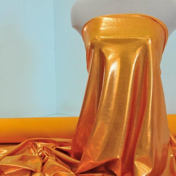 Mystique Spandex Mango Copper dance skate gymnastics twirl  pageant  BTY