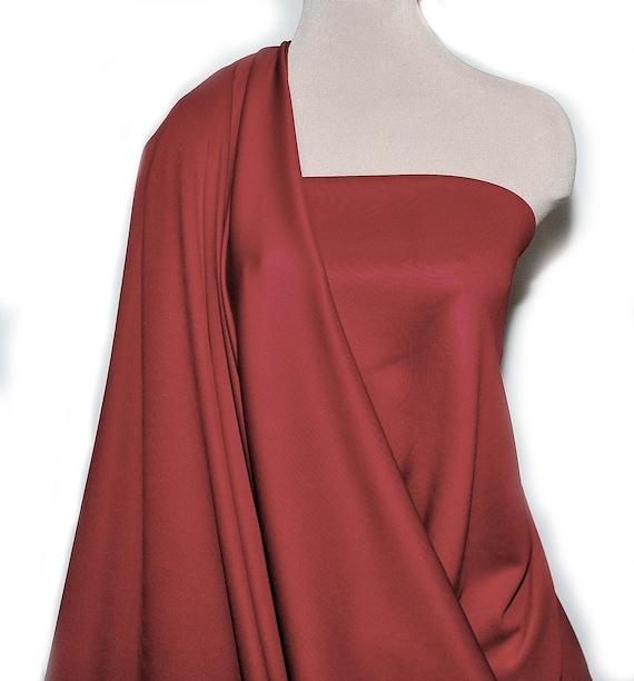 Scuba Fabric Material Bodycon Jersey Neoprene Stretch Polyester Dress Spandex