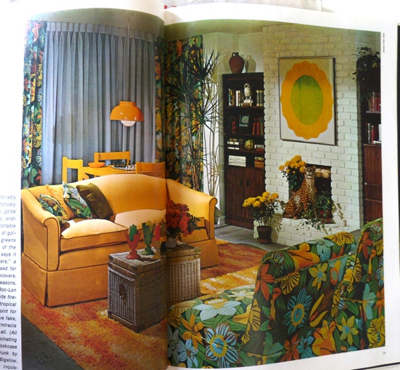 3 issues McCall\'s You Do It Home Decorating magazines Fall Winter 1968  Spring Summer 1969 Spring 1970 retro mid century interior design