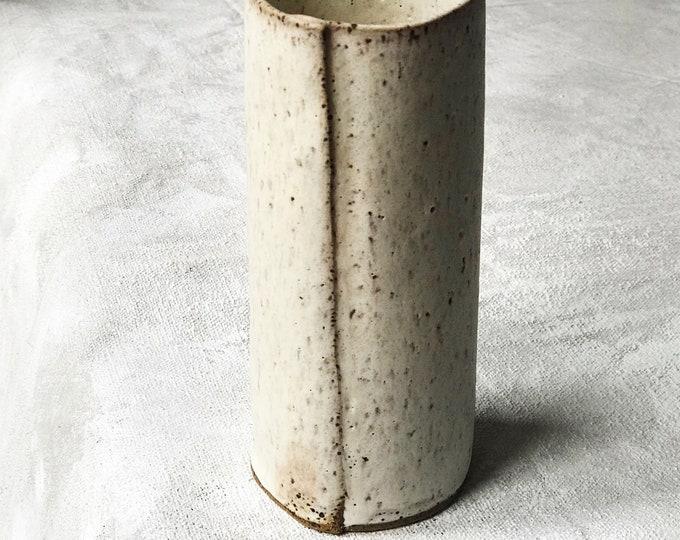 Paul Lowe Ceramics Cylinder Vase