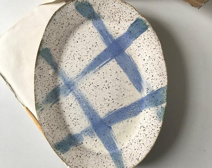Paul Lowe Ceramics Platter