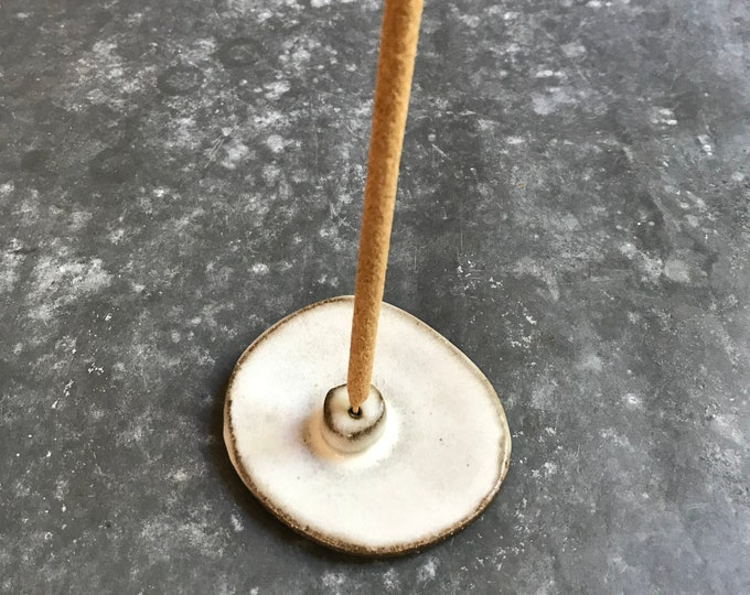 Paul Lowe Ceramics incense holder