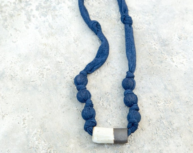 Paul Lowe Ceramics Necklace