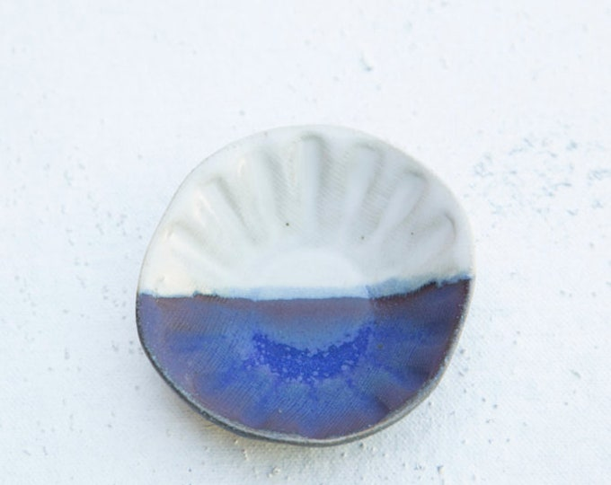 Paul Lowe Ceramics Spice/Jewelry Dish
