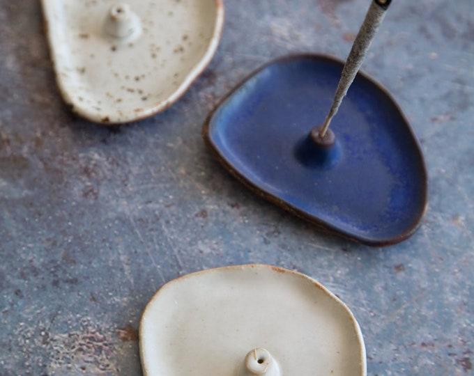 Paul Lowe Ceramics Incense Holder