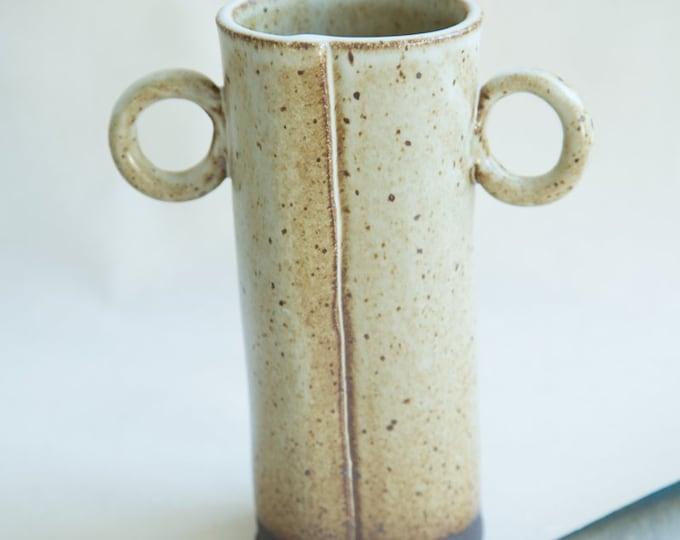 Paul Lowe Ceramics Mickey Vase