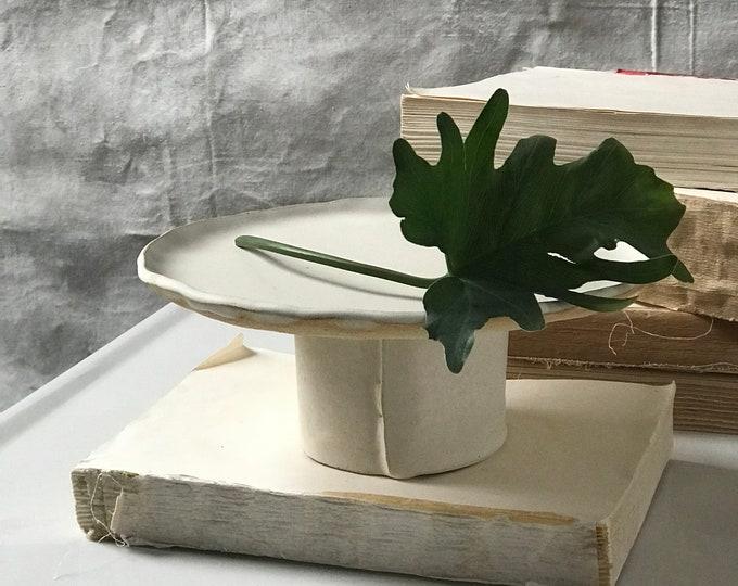 Paul Lowe Ceramics Cake Stand