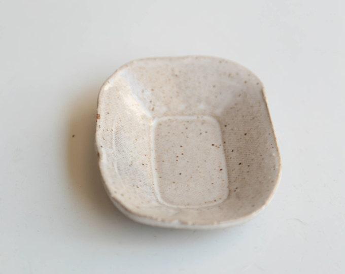 Paul Lowe ceramics Spice Dish