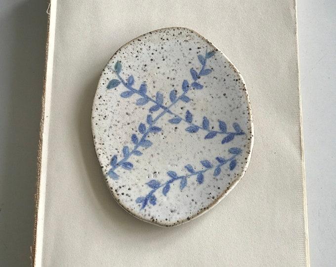 Paul Lowe Ceramics Delft Dish