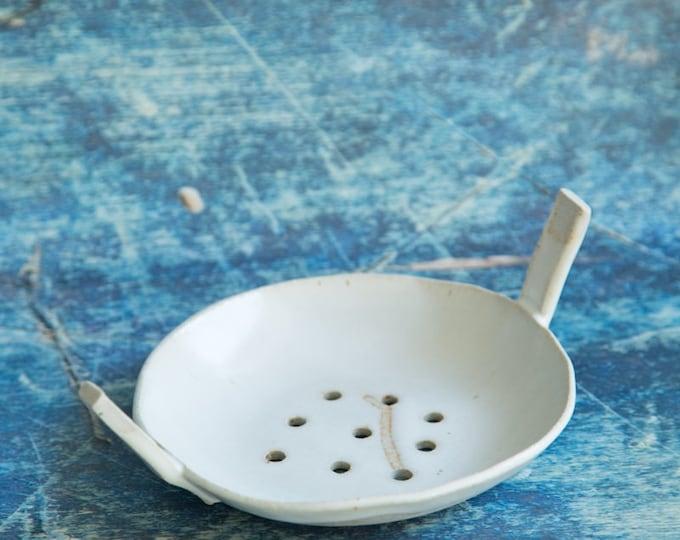 Paul Lowe Ceramics Berry Bowl/Soap Dish