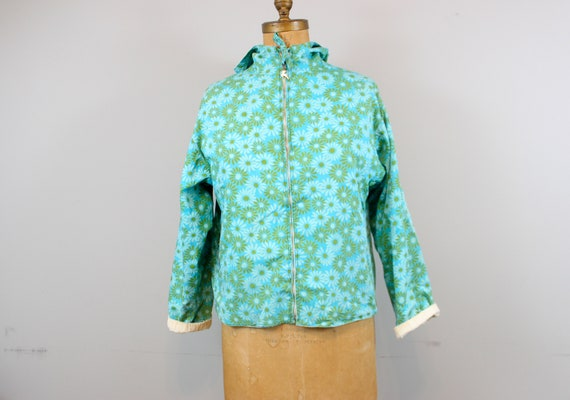 white stag reversible daisy jacket