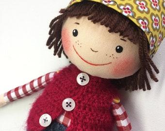 Lucky elves* CUSTOM-MADE * Artist doll * Elves* handmade unique