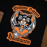 Gimme Some Halloween T-Shirt, Vintage Black Cat / Motorhead
