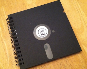 Floppy Disc Notebook v1.0