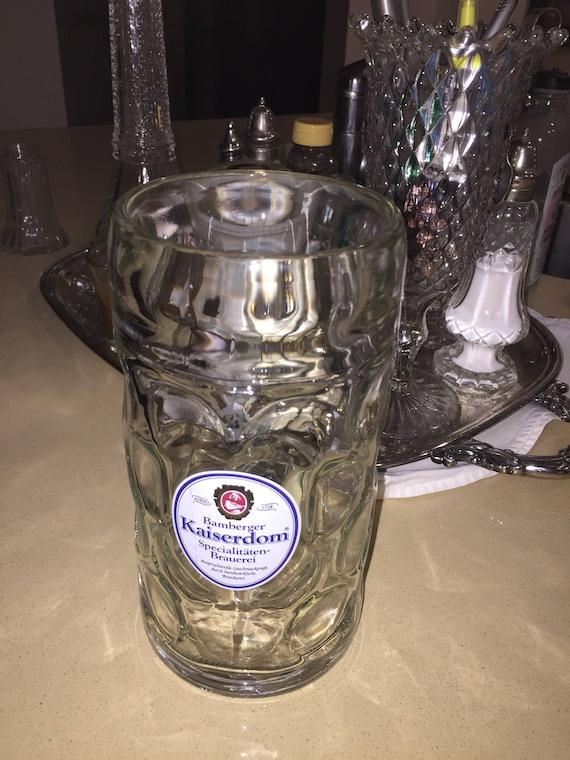 Bierglas Stiefel Bamberg 1 Liter