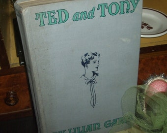 1929 Ted and Tony Hard Back Book