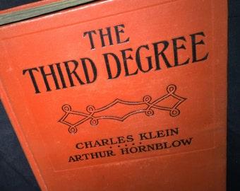 1909 Third Degree