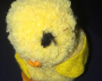 Vintage Stuffed Peep