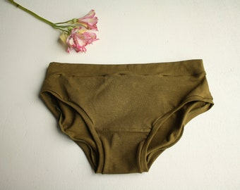 01847888c368 new // HEMP BASIC BRIEF / hemp jersey panties / eco friendly underwear /  made to order / by replicca / size s to xl