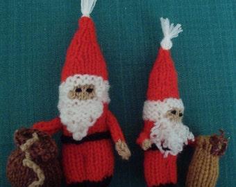 Santa Claus - PDF (knit)