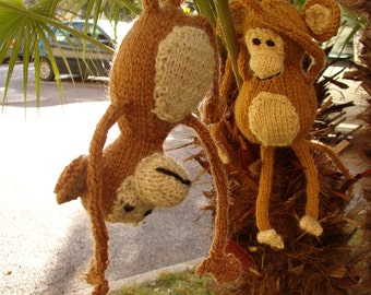 INSTANT DOWNLOAD - Max, the little Monkey - in DANISH