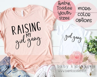 Sorry I Cant I Have to Feed My Dinosaur Matching Mother Baby Gift Set Womens T Shirt /& Baby T Shirt