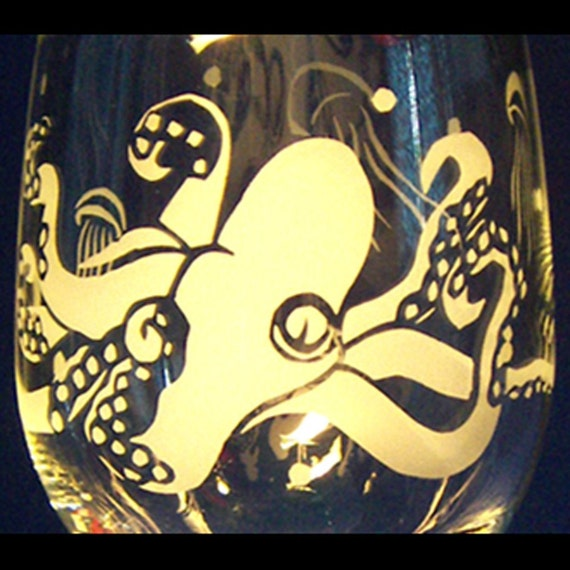 Manta Ray Sea Devil Ocean Art  Juice Highball Glass