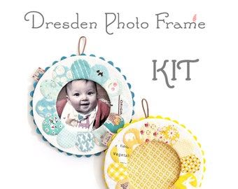KIT: Dresden Photo Frame