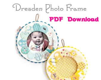 Dresden Photo Frame PDF Download
