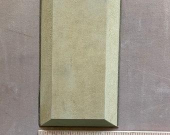 Drape mold  for pottery, ceramics hump mold, wooden tray form for clay
