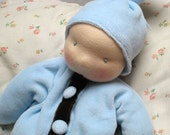 Waldorf Inspired Toddler Doll Sandro
