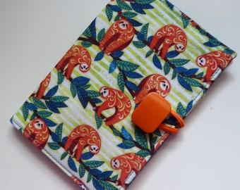 Sloth Tea Wallet