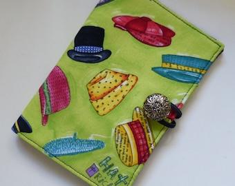 Hats Tea Wallet