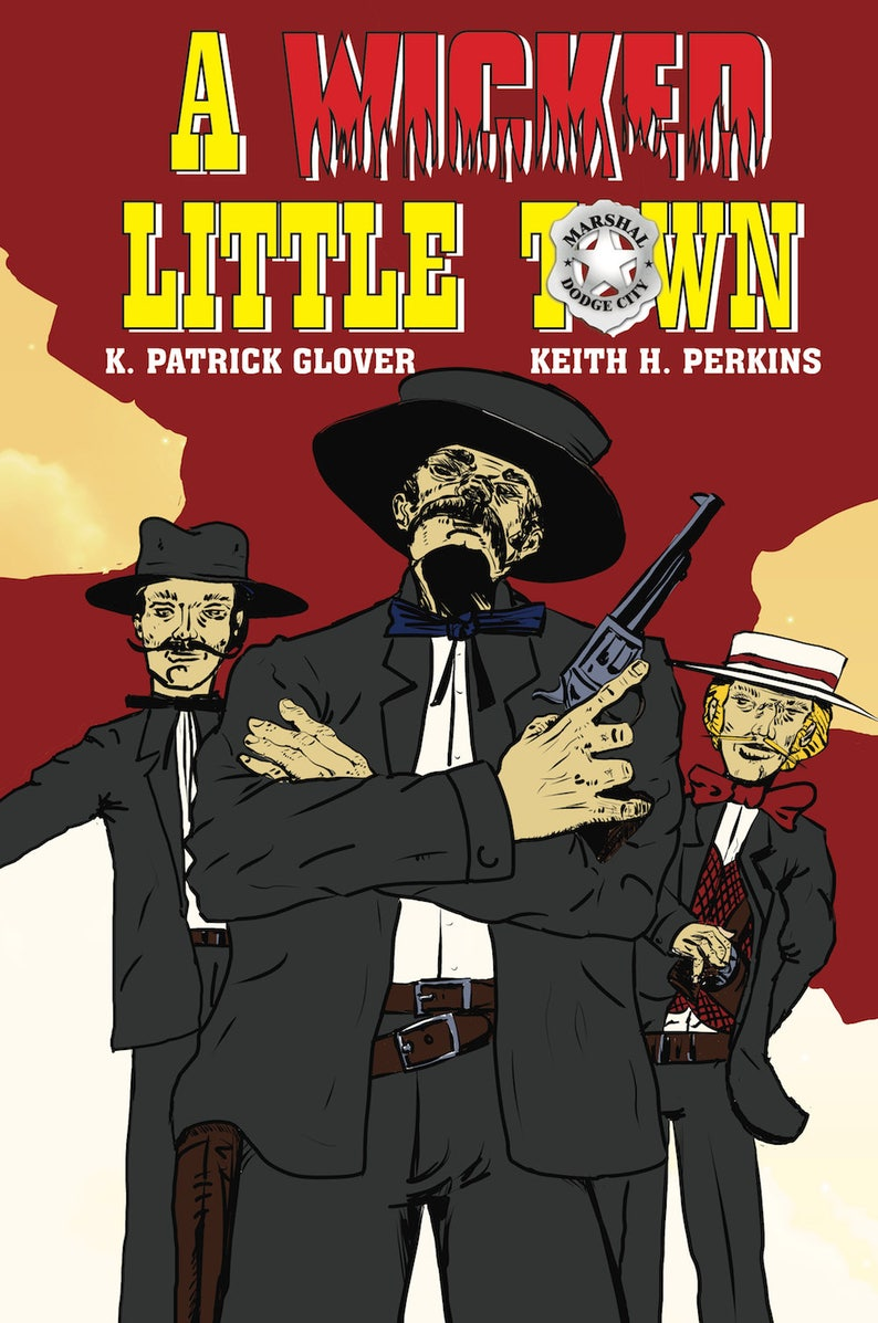 A Wicked Little Town Graphic Novel image 0