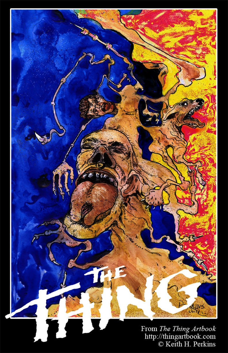 The Thing Poster image 0