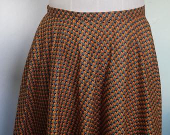 ee0d3608ba0 African Print Ankara Dutch Wax Skirt LONG PLUS SIZE 16 18 20 22 24 26 28 30  handmade