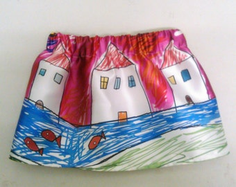 NEW! Baby Size 6 - 12 Month Skirt