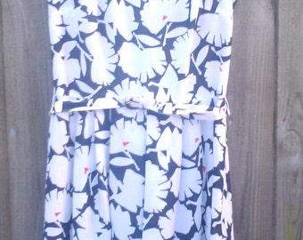 CLEARANCE! Vintage Size UK16 Two Piece 1980s Dress Suit Plus Size
